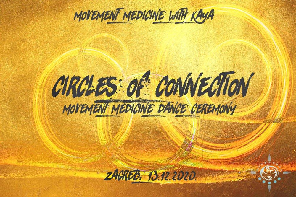 ONLINE – Movement Medicine plesna ceremonija:  Krugovi povezanosti