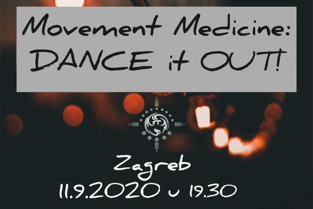 Movement Medicine: DANCE it OUT!