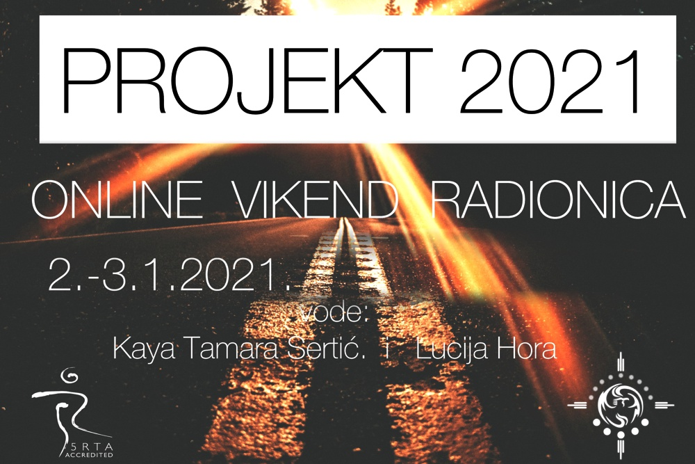PROJEKT 2021: Online VIKEND RADIONICA