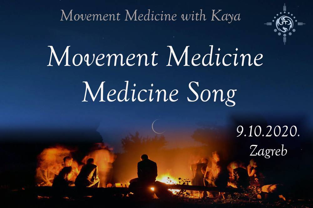 Movement Medicine & Song Medicine -open your body and open your voice-